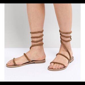 Free People Havana Gladiator Sandals.